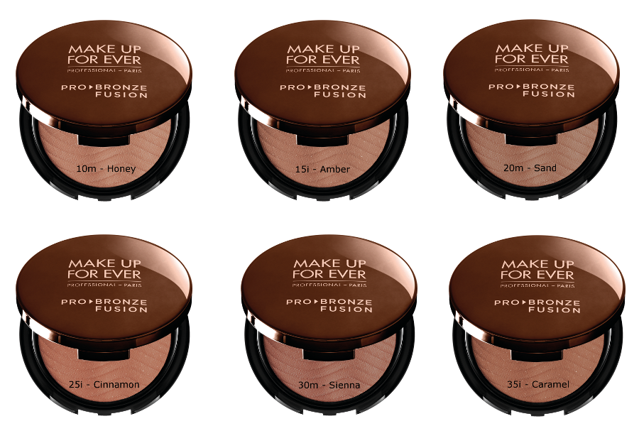 Everything Beauty and Beyond!: Make Up For Ever Pro Bronze ...
