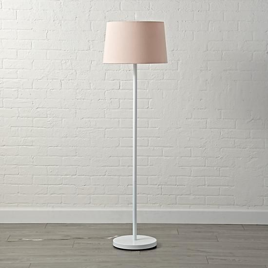 Mix and match white floor lamp base the land of nod nursery mix and match white floor lamp base the land of nod aloadofball Image collections