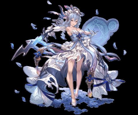 Therese Ssr Granblue Fantasy Wiki Anime Art Fantasy Fantasy Character Design Character Art