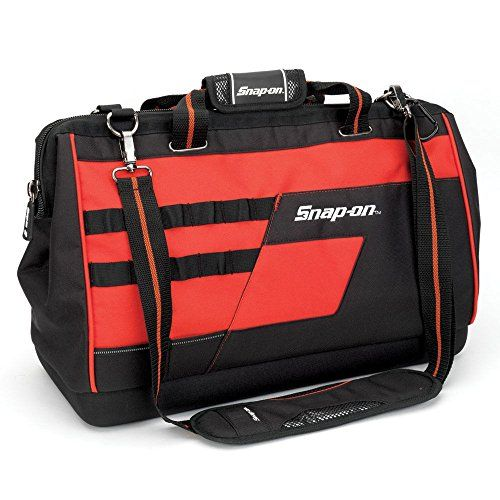 261cb9b82f Snap-On 870110 20-Inch Wide Mouth Tool Bag Snap-on Official Licensed