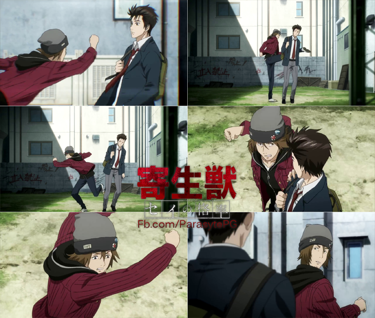 Pin by Natalite Yagami on Anime Parasyte Noragami One