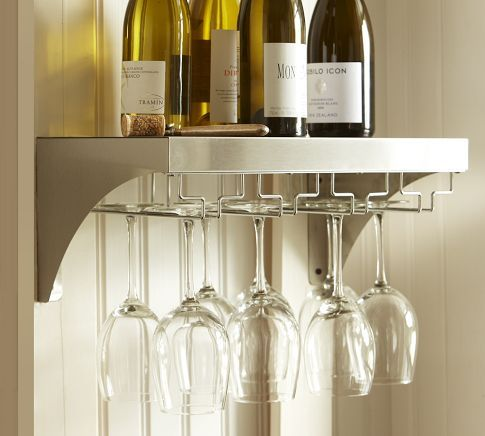 wine glass rack pottery barn.  Pottery Pottery Barn Stainless Steel Wine Glass Holder To Go With Appliances With Wine Glass Rack M