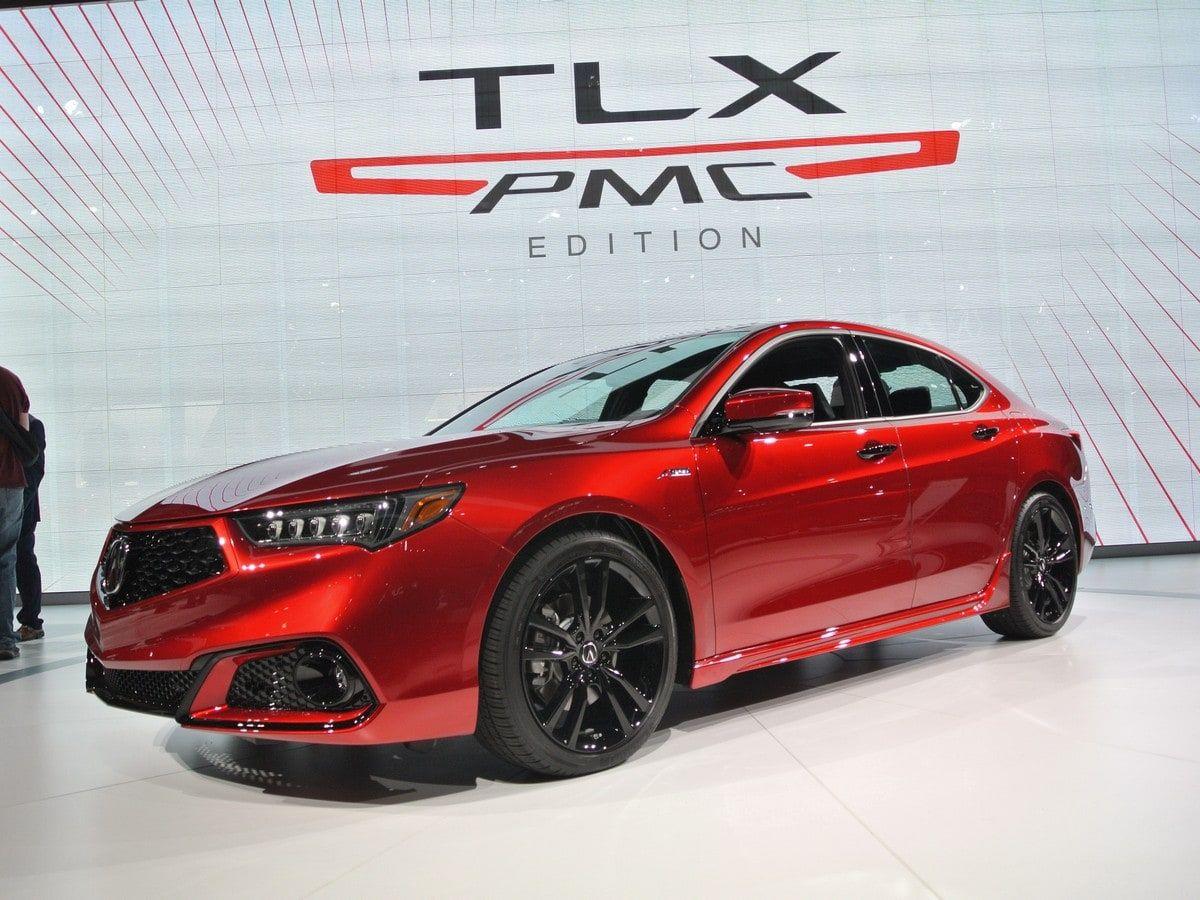 2020 Acura Tlx Pmc Edition Specs Acura Tlx Acura Cars Acura