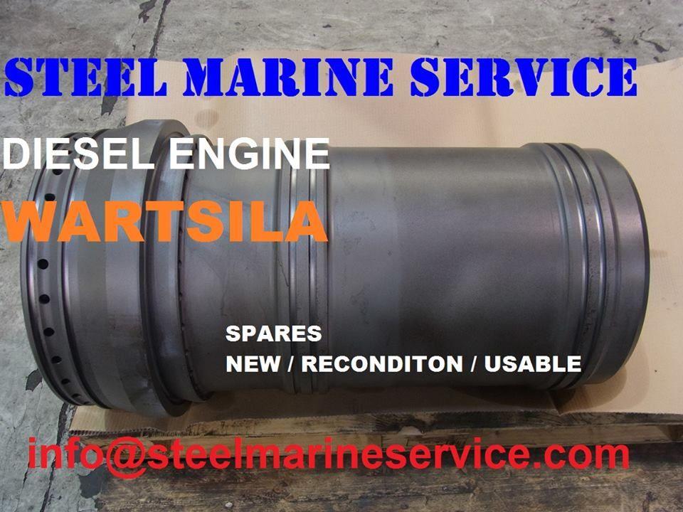 Ship Main Engine WARTSILA Spares,WARTSILA W L20,WARTSILA