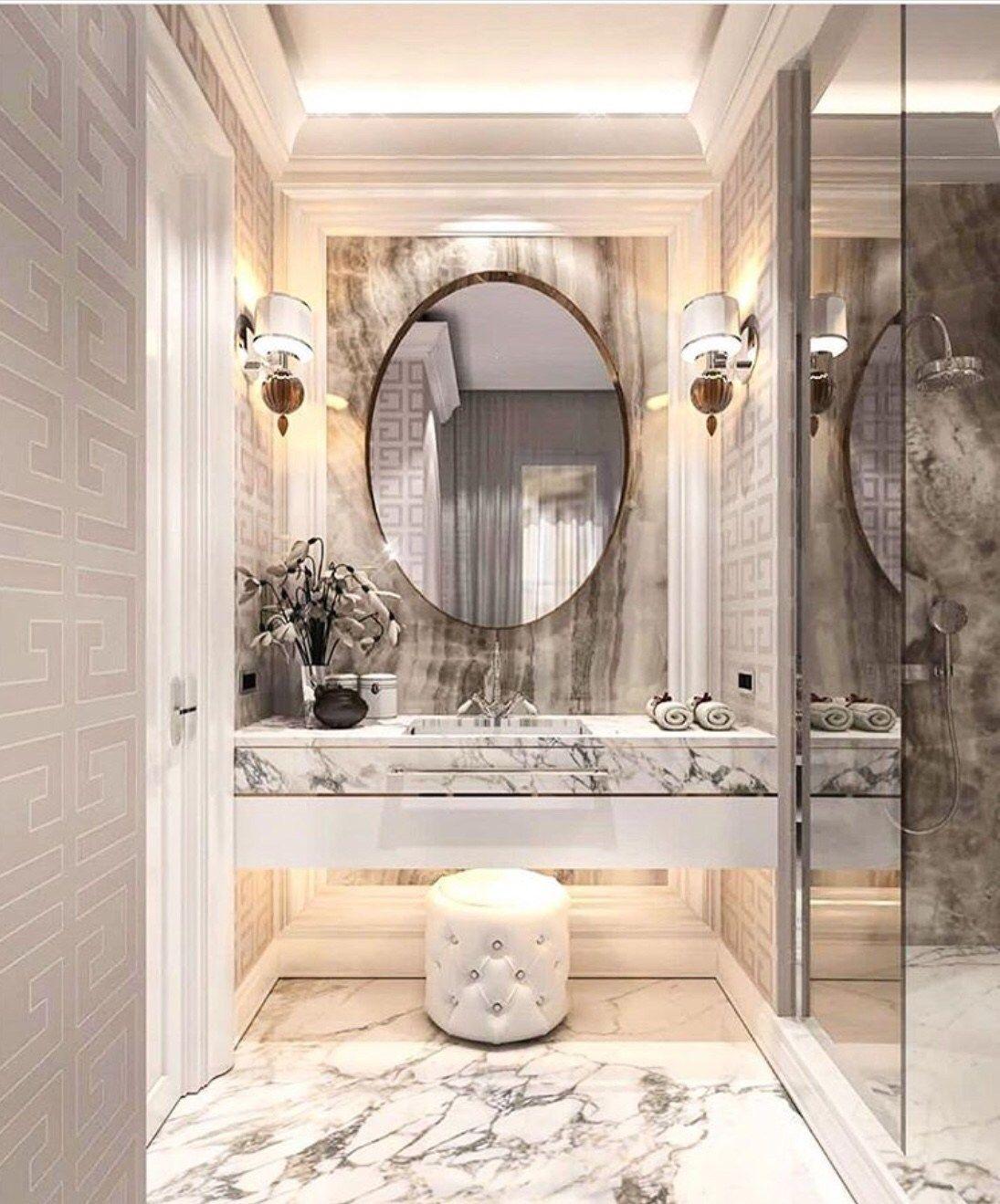 30 Luxury Bathroom Decor Ideas Luxury Bathroom Bathroom Decor Luxury Bathroom Design Luxury