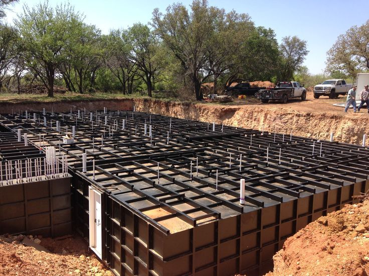 Rising s bunkers underground bunkers and survival for Underground safes for sale