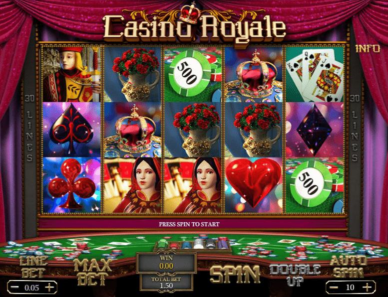 Spy slots casino