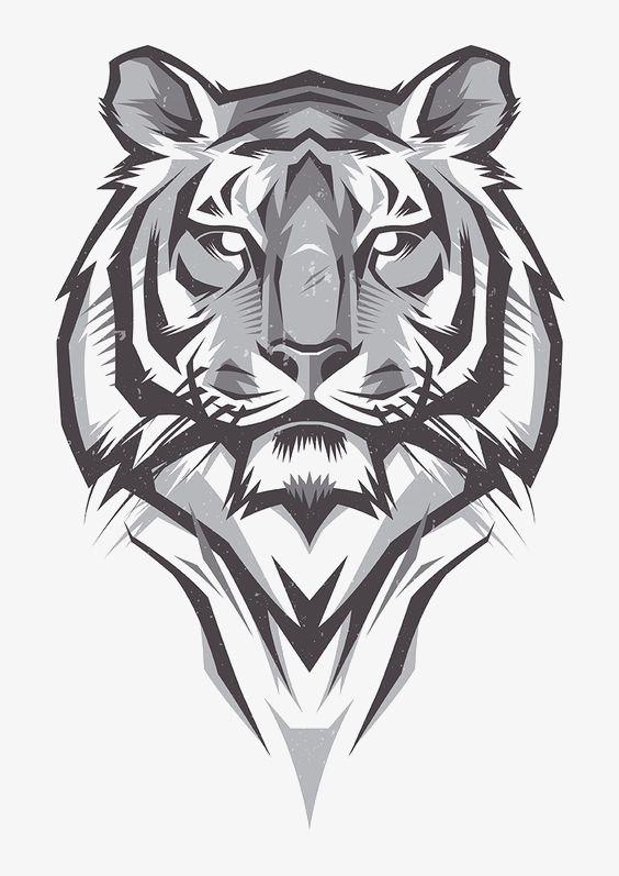 Tiger Head Tiger Head Tigers Png Transparent Image And Clipart For Free Download Tiger Tattoo Design Tiger Illustration Tiger Art