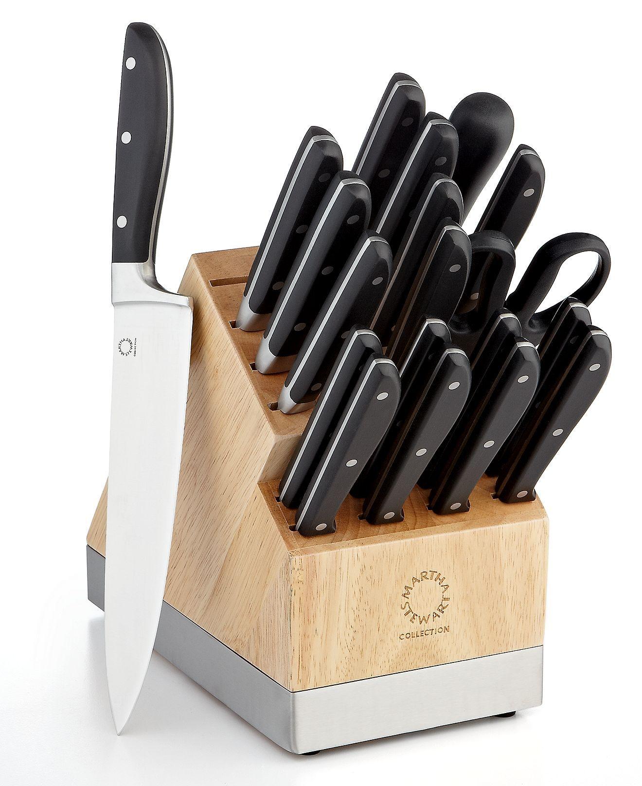 Martha Stewart Collection Premiere Cutlery 20 Piece Set Cutlery