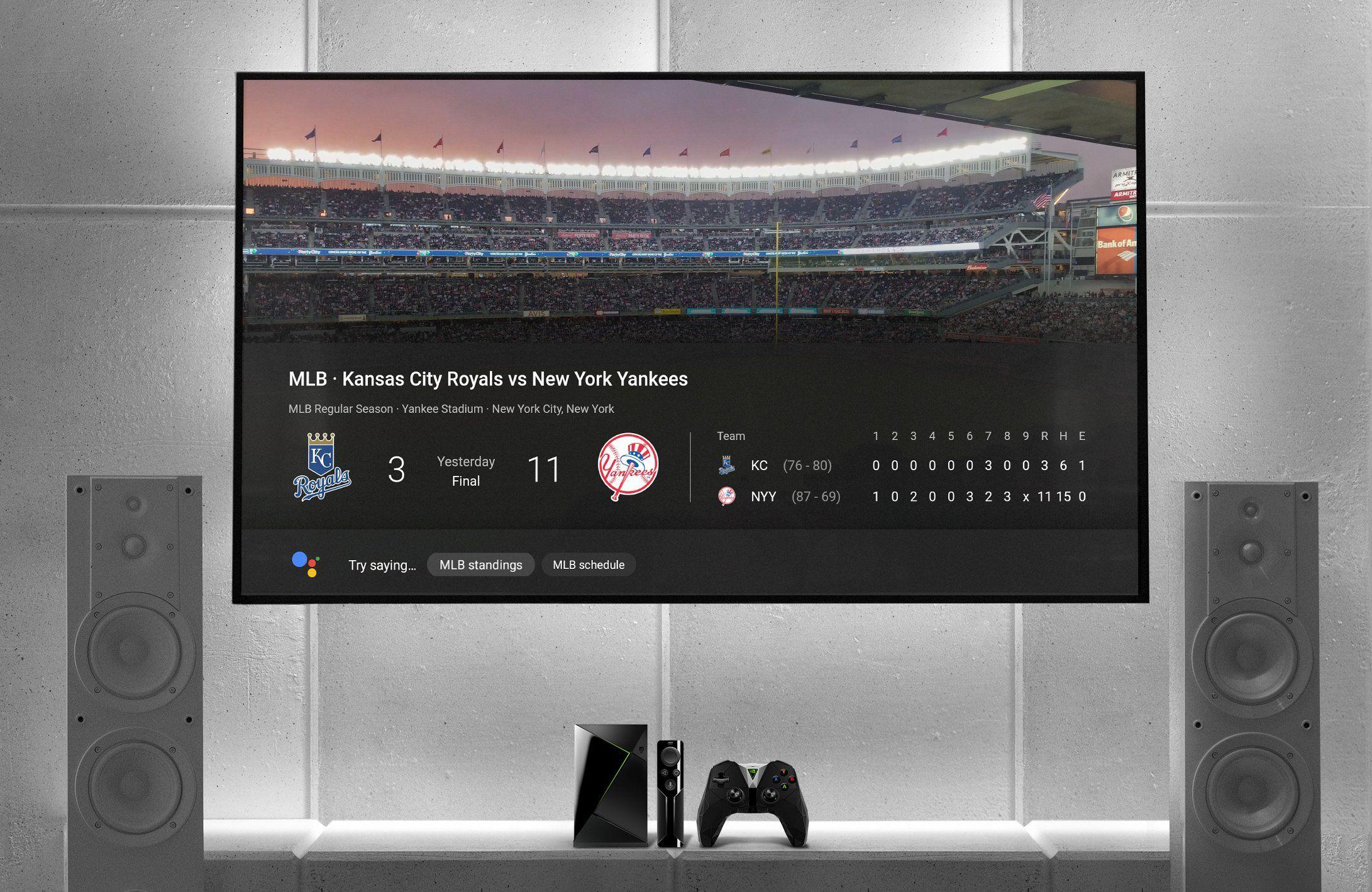 NVIDIA SHIELD TV Gaming Edition 4K HDR Streaming Media