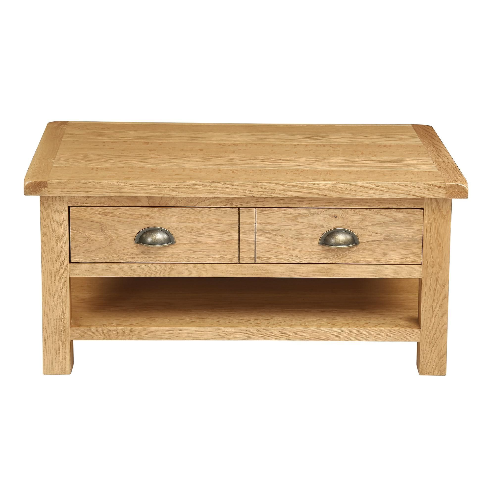 Dunelm Coffee Table With Storage 4
