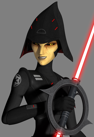 Seventh Sister | Star, Star wars rebels and Sith