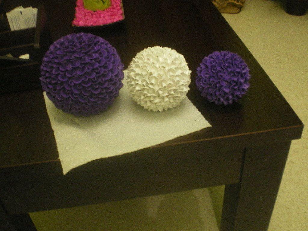 esferas cara aserlas mis bolas