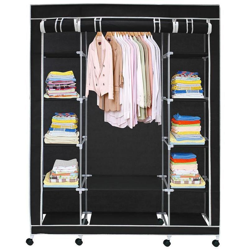Armoire Et Penderie Wardrobe Rack Furniture Home Decor
