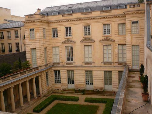 rue Michel le comte, hôtel d'Hallwyll | L'architecture française,  Architecture parisienne, Hôtel
