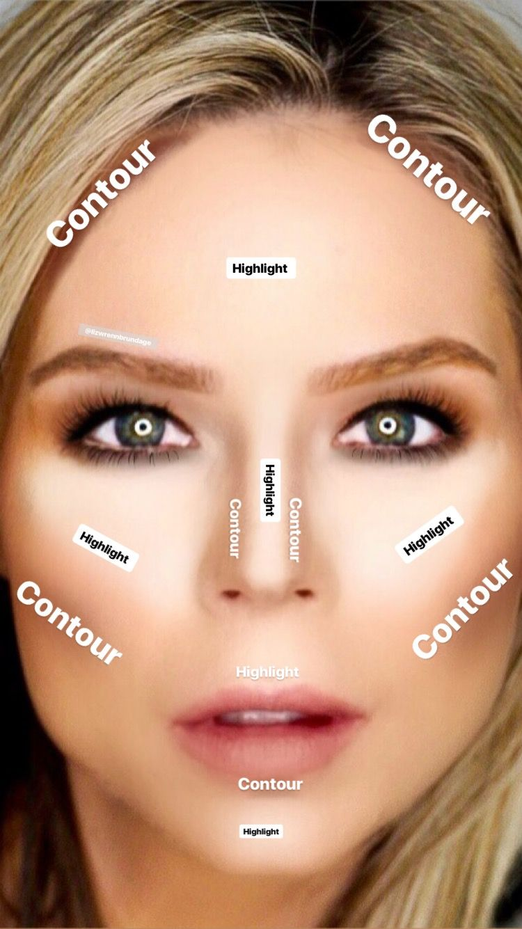 Photo of Learning how to contour can be intimidating but with these 5 easy steps you will…
