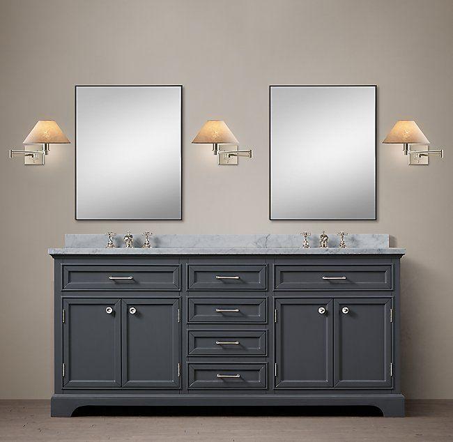 Kent Double Vanity Double Vanity Vanity Vanity Sink