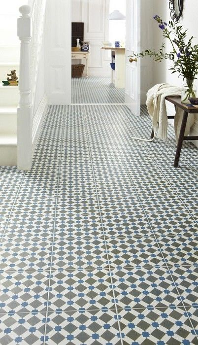 Bring Back Tiles Gardens And Patios In 2019 Hallway