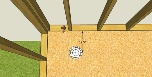 Toilet Rough In The 4 Dimensions You Need To Know Toilet Installation Toilet Drain Diy Plumbing