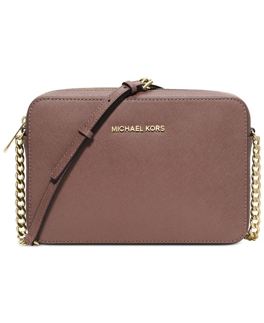 5d7e911807b0 MICHAEL Michael Kors Jet Set Travel Large Crossbody | Christmas Wish ...
