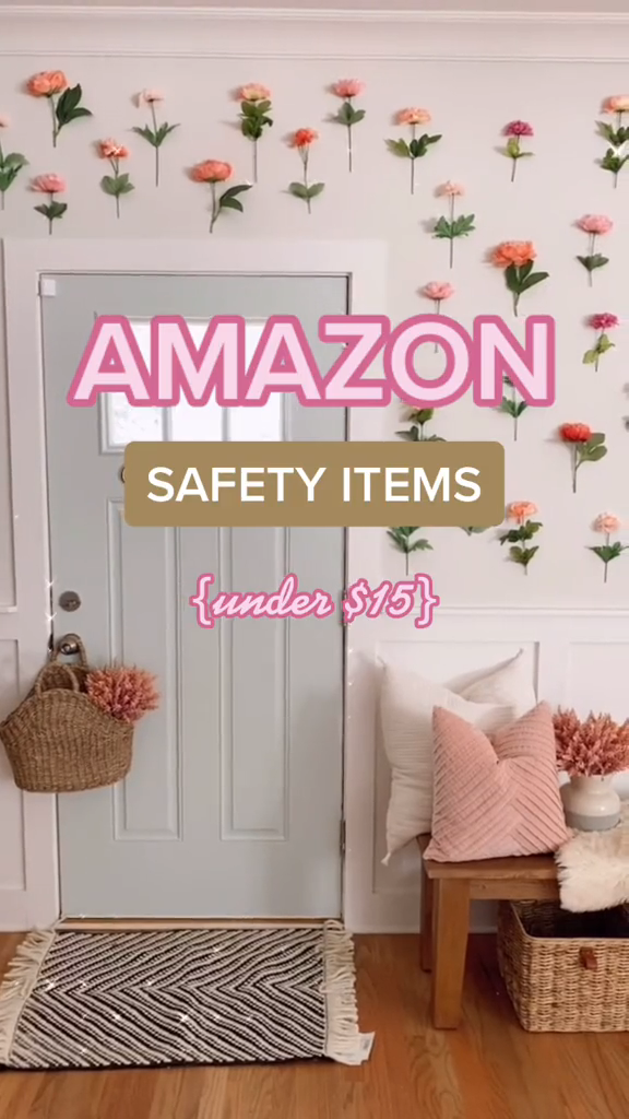 AMAZON SAFETY ITEMS UNDER $15