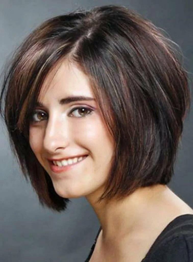 أحدث موضة قصات شعر كاريه 2020 موسوعة Bob Hairstyles For Thick Thick Hair Styles Haircut For Thick Hair