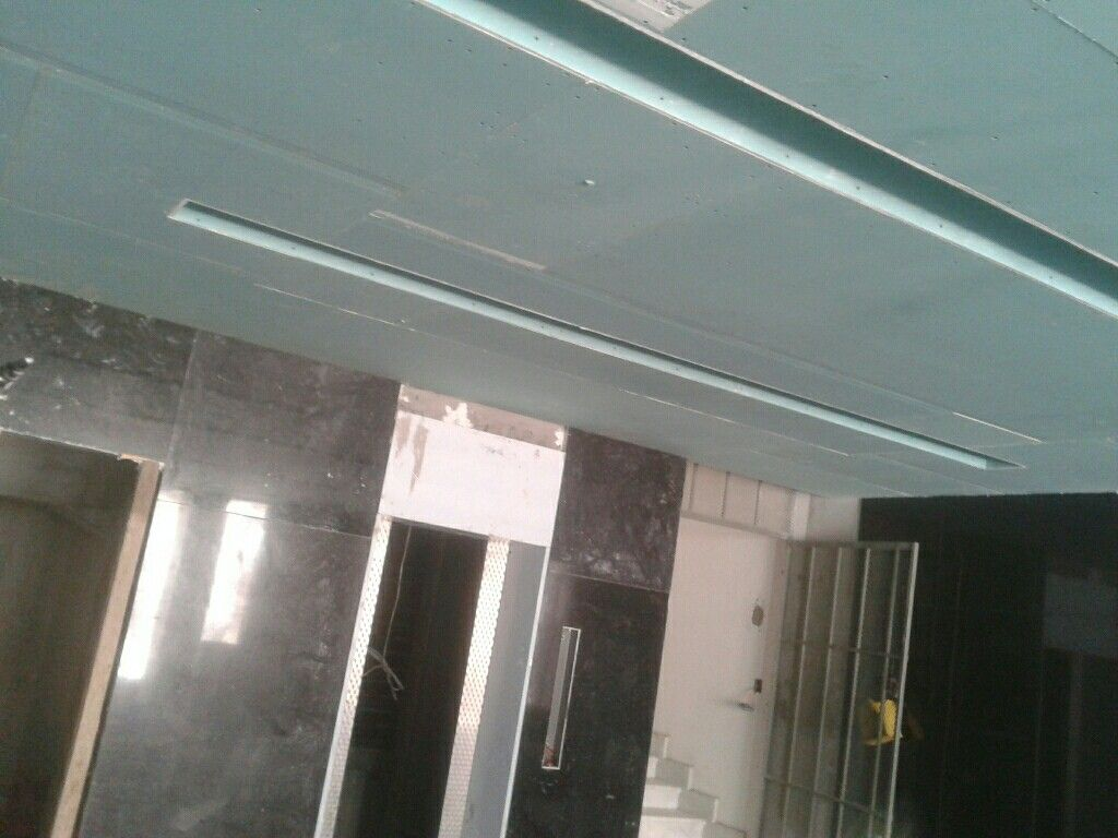 Pin By Leo Ahmed On Modern False Ceiling Gypsum Board My Works With Images False Ceiling Drywall Ceiling Gypsum Board