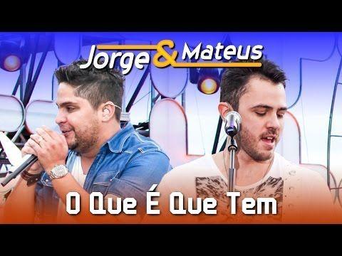 Jorge E Mateus A Gente Nem Ficou Dvd Ao Vivo Em Jurere