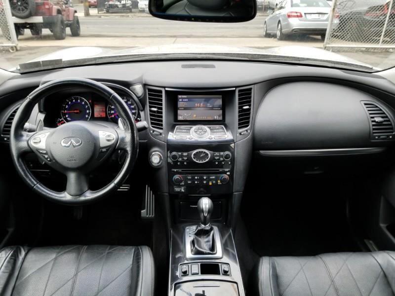 2009 Infiniti FX35 FX35 AWD in 2020 Infiniti fx35