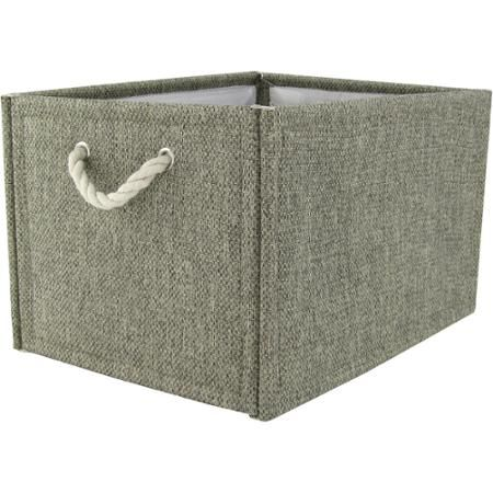 Home Fabric Storage Boxes Fabric Storage Storage Bins