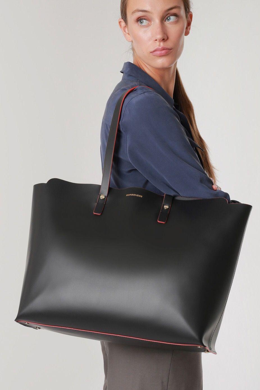 borsa bag a mano tracolla da donna woman pelle made in italy rosso rossa 80054