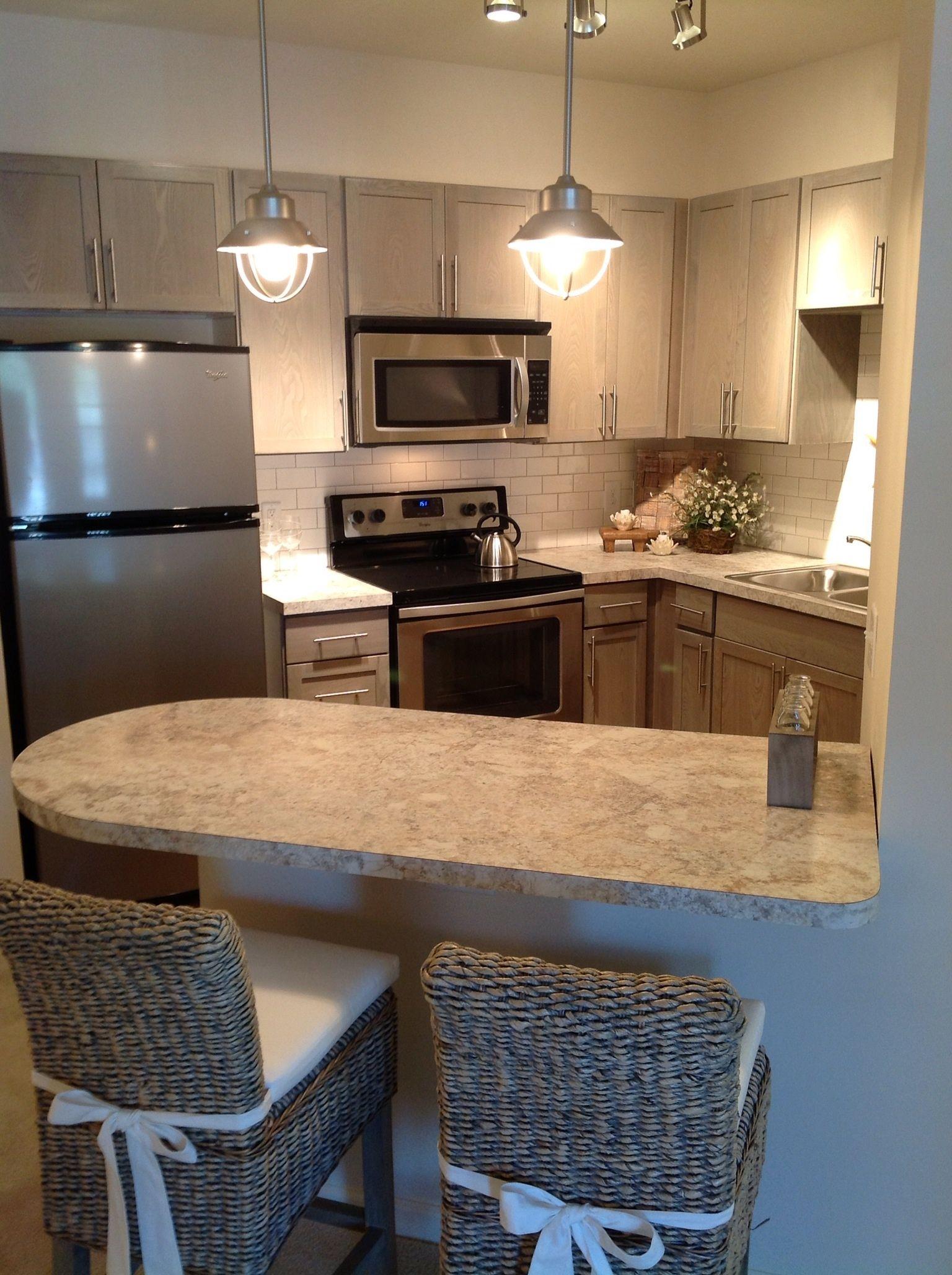 Best Formica® Crema Mascarello 180Fx® Kitchen Remodel Rental 640 x 480