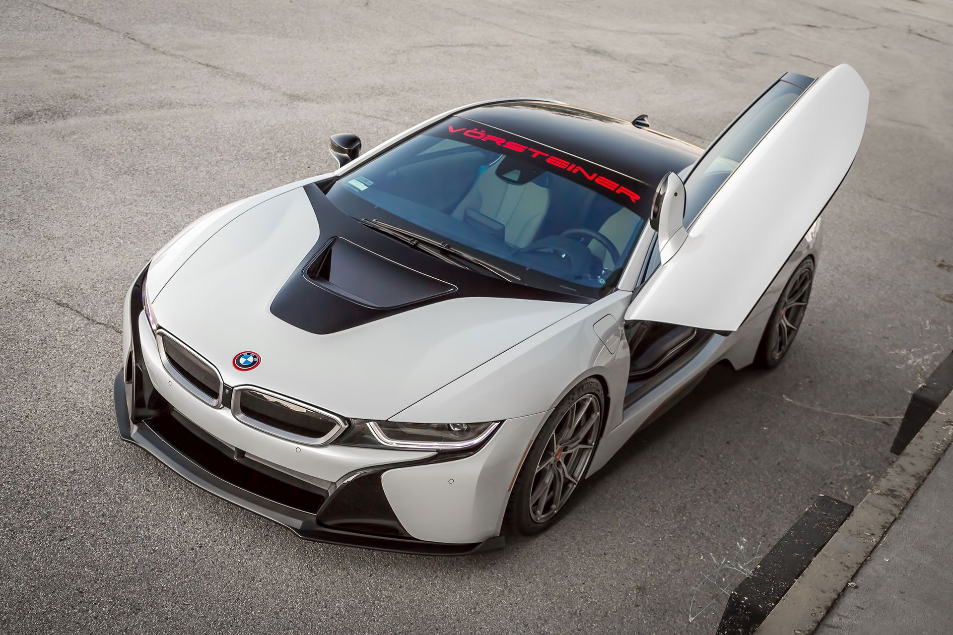 Bmw I8 Body Kits Carbon Fiber Aero Kits Vorsteiner Cars
