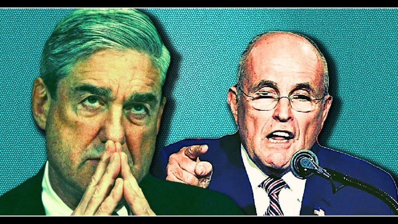 Giuliani Just Threw The Gauntlet Down On Mueller He S Demanding To Know Know The Truth Truth Desperate