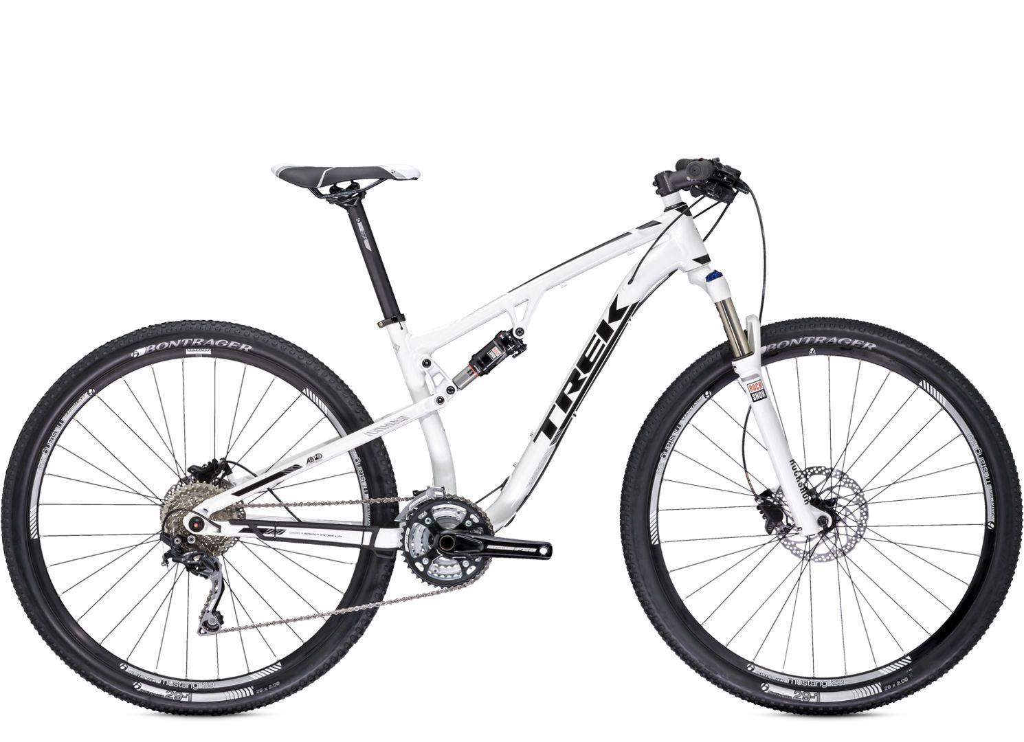 Superfly Fs Trek Bicycle Cross Country Mountain Bike Trek Bikes Trek Bicycle
