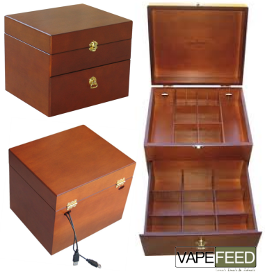 Vapefeed Vape Station Very Nice Addition For All The Mods Accessories And