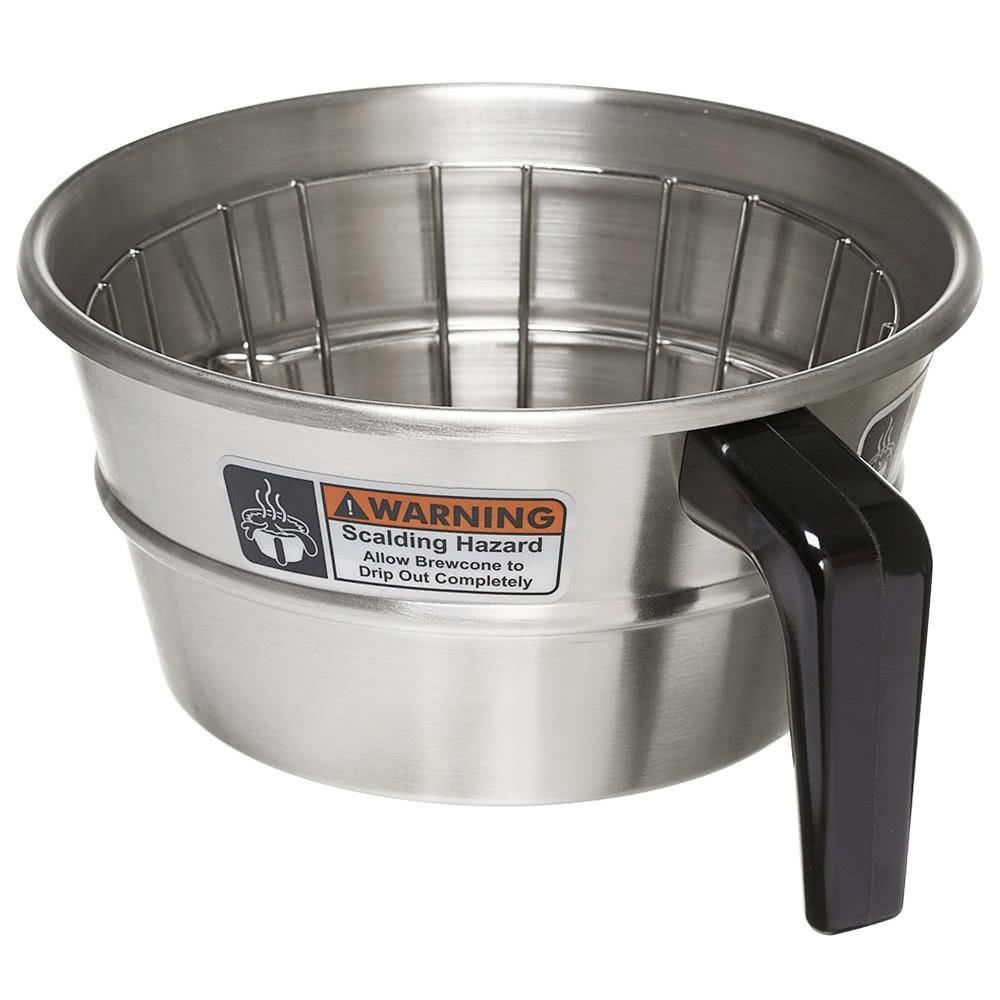Curtis WC-3316 Gemini Brew Basket Funnel Assembly with Handle | Products