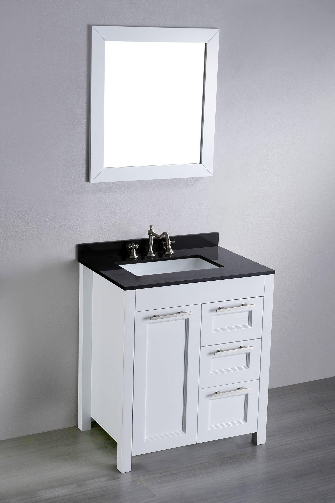 30 inch white bathroom vanity bedroom furniture pinterest rh pinterest at 30 inch white bathroom vanity cabinet 30 inch white bathroom vanity without top