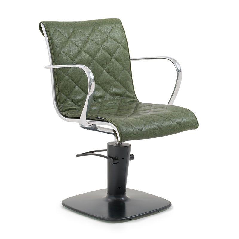 Alu Chair Fauteuil Pour Coiffeurs Maletti Coiffeuse Design Fauteuil Salon Manucure