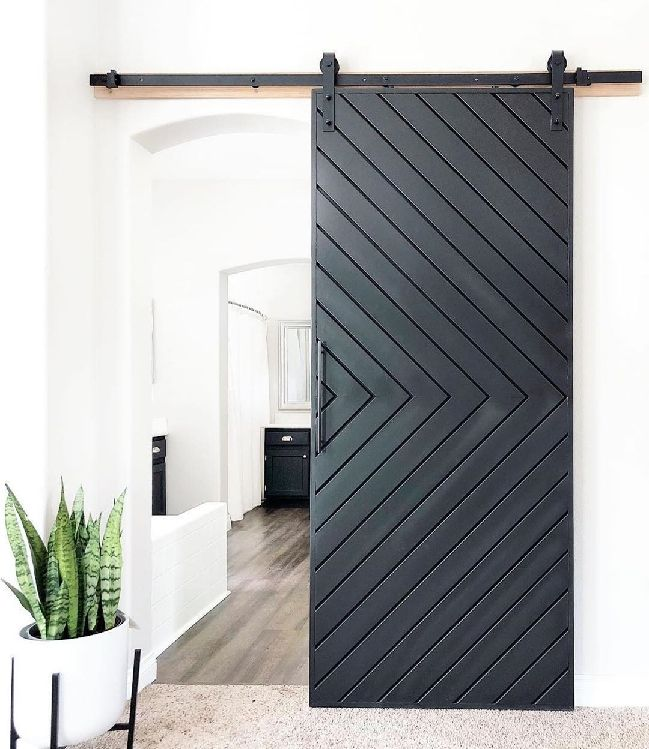 Barn Door Ideas You Can Try In 2020 Home Board And Batten Boy Room Paint