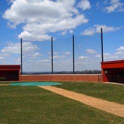 Softball Backstop Baseball Backstop Netting Click To Enlarge Baseball Diamond Softball Baseball Softball