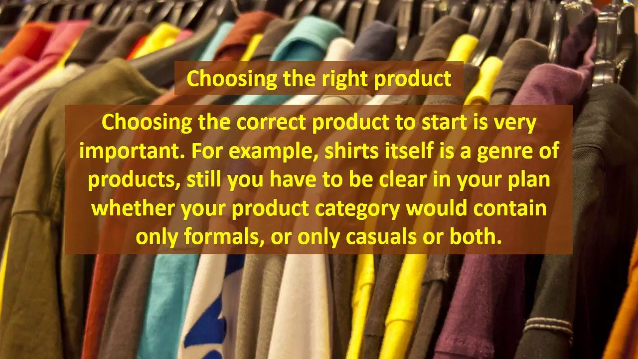 How to starting private labeling shirts clothing line? For