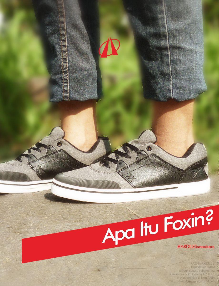 Foxin Adalah Bagian Yang Menggabungkan Sol Dan Bagian Atas Sepatu