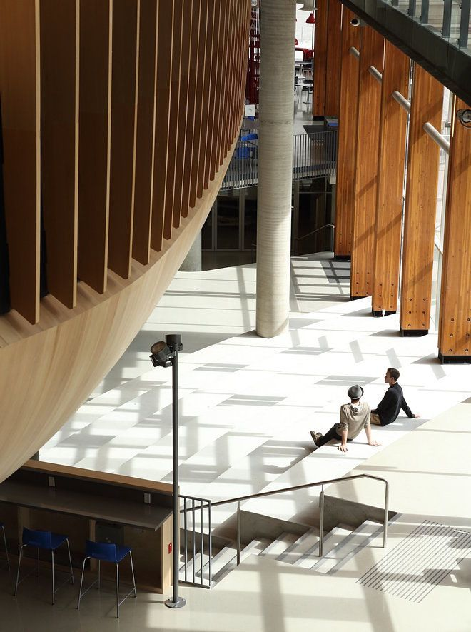 This New Campus Center is What Happens When