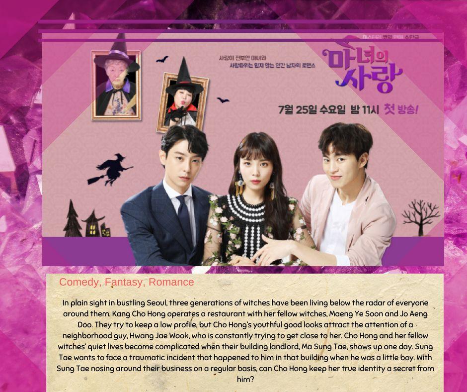 kdrama 2018 fantasy, comedy, romance | Korean drama romance