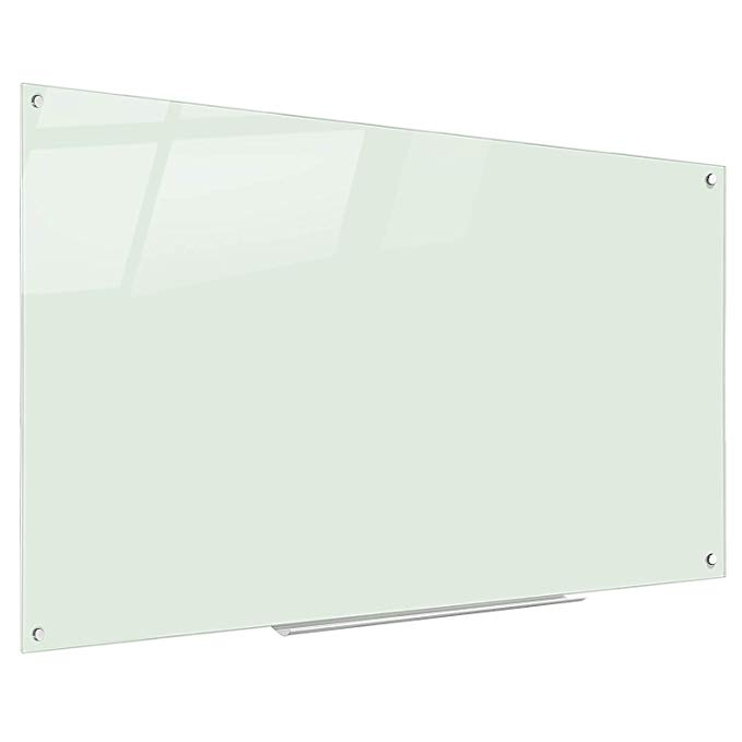 Amazon Com Magnetic Glass Dry Erase Board Wall Mounted Whiteboard With 1 Magnetic Eraser 1 Marker Glass Dry Erase Board Dry Erase Board Wall Dry Erase Board