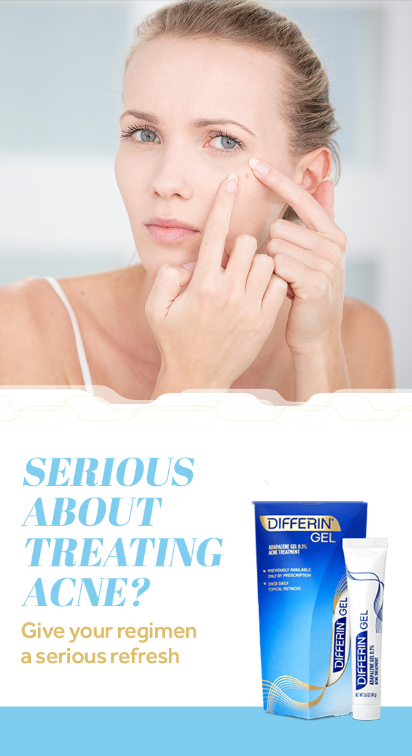 If you're serious about treating acne, then your regimen needs a