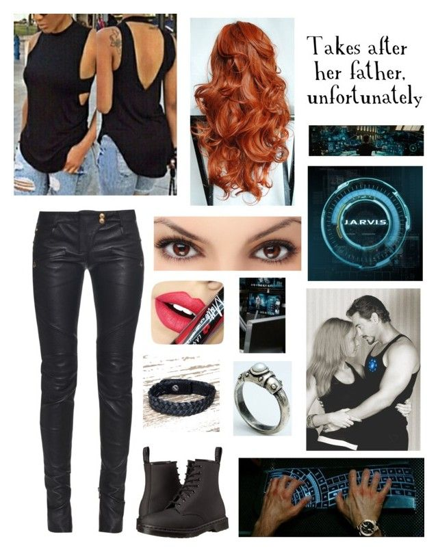 Tony Starks Daughter | Outfit | Avengers imagines, Avengers outfits