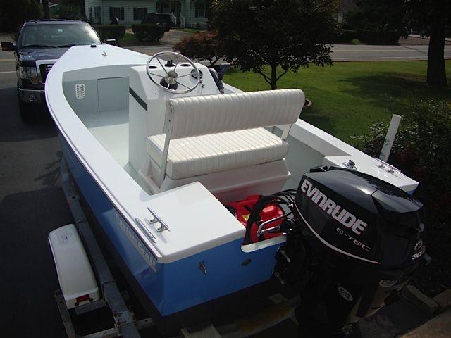 restoration skiff BOAT - Buscar con Google   Boats   Center Console Boats, Boat plans, Free boat ...