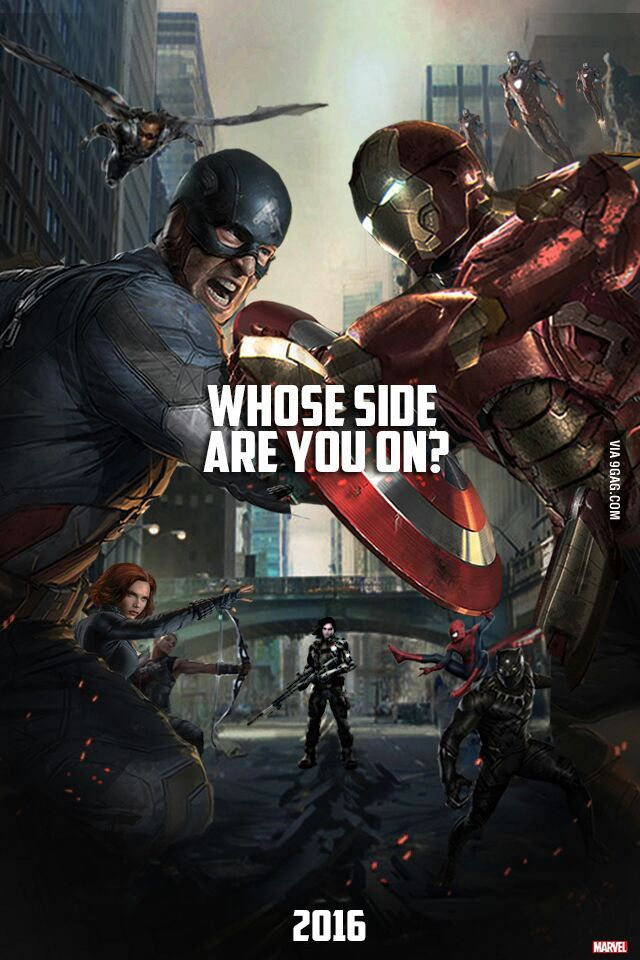 Where Are You Marvel Captain America Civil War Captain
